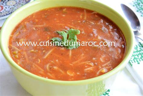 cuisine marocaine recettes recette harira marocaine images