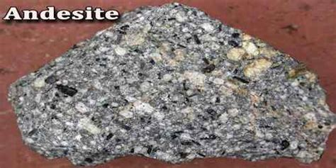 andesite assignment point