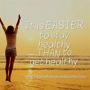 Good Health Is Essential
