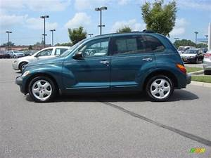 2001 Pt Cruiser : 2001 aquamarine metallic chrysler pt cruiser limited ~ Kayakingforconservation.com Haus und Dekorationen