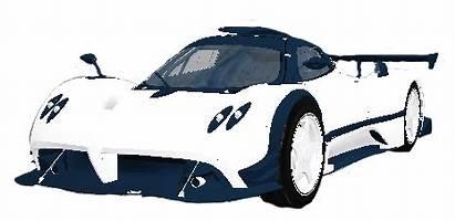 Vehicle Simulator Roblox Pagani Fastest Zonda Land