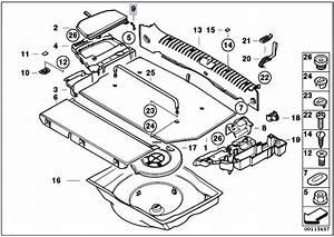 Original Parts For E46 316i N46 Touring    Vehicle Trim