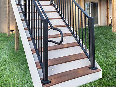 Trex Composite Decking, Railing