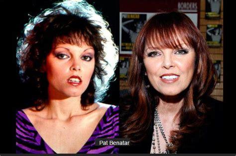 Pat Benatar then and now   Pat benatar, Celebrities then ...