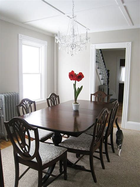 shield back dining chairs traditional dining room