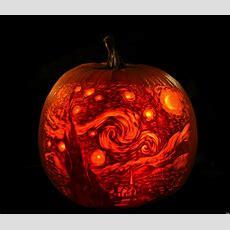 The Best Halloween Pumpkin Carving We've Ever Seen (photos