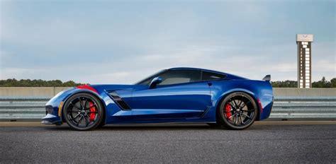 Sports Car Wallpaper 2017 Release by 2017 Corvette Grand Sport Price Release Date Specs