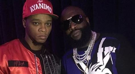 Papoose Confirms He Has Signed With Rick Ross' Maybach Music
