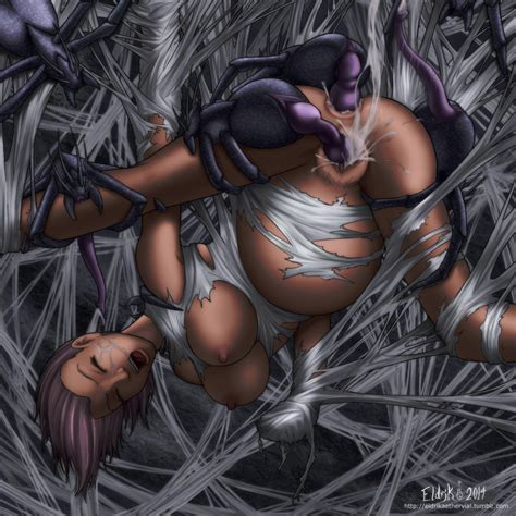 spider nest by bobbydando hentai foundry
