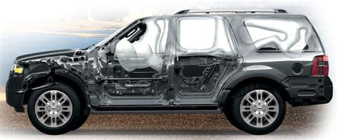 airbag deployment 2006 ford expedition auto manual 2012 ford expedition body structure boron extrication