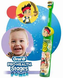 Amazon.com : Oral-B Pro-Health Stages Jake And The ...