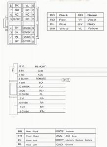 Jvc Kd S16 Wiring Diagram  With Images