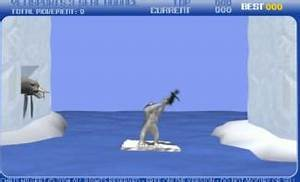 Jeux Yeti Sport : yeti sport 3 le lancer de pingouin ~ Medecine-chirurgie-esthetiques.com Avis de Voitures
