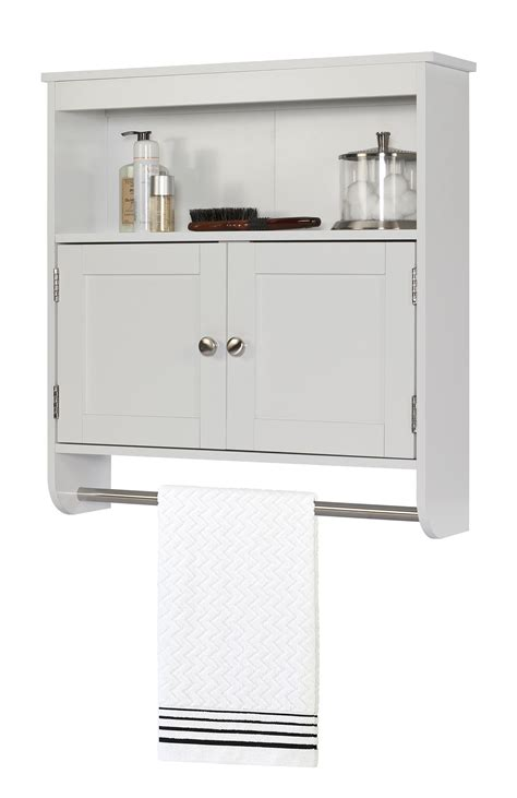 wall cabinet with towel bar wall cabinet with towel bar home furniture bathroom