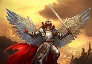 Fantasy Warrior Angel - Fantasy Photo (24087994) - Fanpop