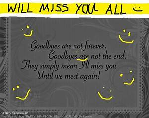 school farewell quotes