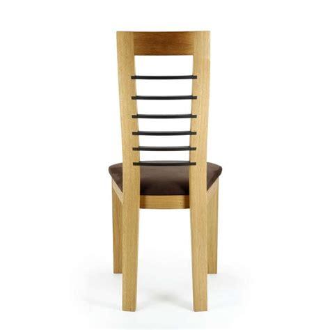 chaise en chene table rabattable cuisine chaises en chene