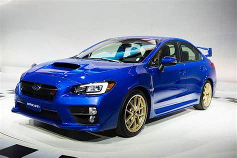 2015 Subaru Wrx Msrp