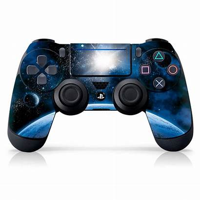 Ps4 Controller Skin Planet Walmart Controllers Accessories