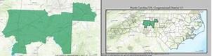 North Carolina's 13th congressional district - Wikipedia