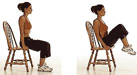captains chair exercise without equipment a no fuss 25 minute chair workout