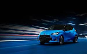 2020 Toyota Yaris Hatchback For Japan Gets Awd  All