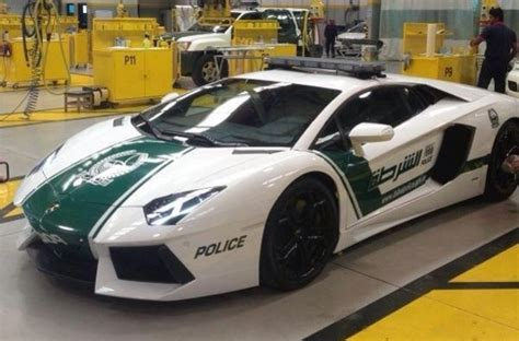 Dubai Police Adds To Its Collection With A Ford Mustang