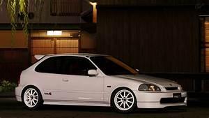 Honda Civic Type R 1997 : 1997 honda civic type r gran turismo 5 by vertualissimo on deviantart ~ Medecine-chirurgie-esthetiques.com Avis de Voitures