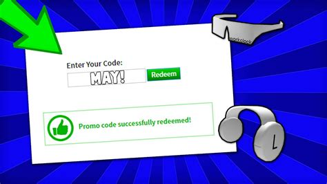 working promo codes  roblox youtube