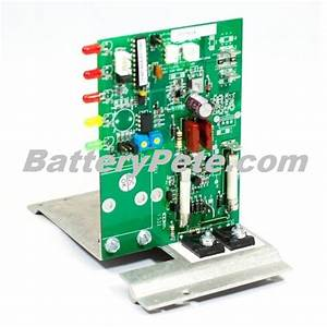 Golf Cart Charger Circuit Control Board Replacement 48v