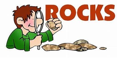 Rocks Minerals Clipart Rock Types Clip Science