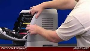 Hp Color Laserjet 2600n Transfer Belt Kit Instructional Video