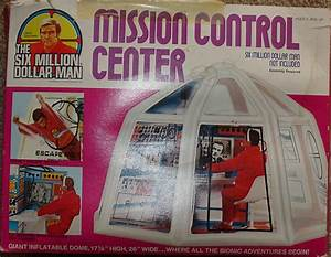 Toys You Had Presents The Six Million Dollar Man