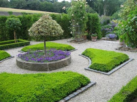 Formal Garden : Formal Garden Design Ideas For Small Outdoors