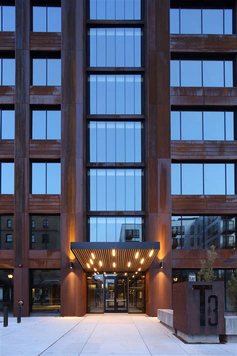 Wohnhaus Edificio Criba In Ambato by T3 By Mga Sustainable Office Building In Minneapolis