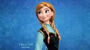 Princess Anna Frozen Wallpapers | HD Wallpapers | ID #13006