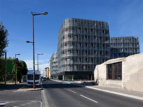 des bureaux logements et bureaux à sète colboc franzen associés
