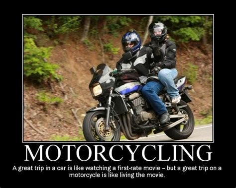 Motorcycle Riding Inspirational Quotes. Quotesgram