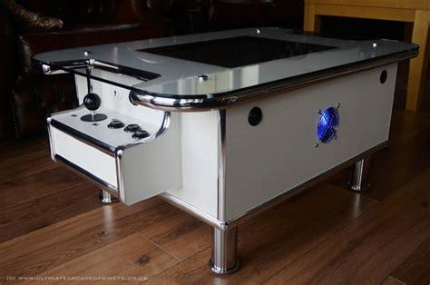 Arcade Coffee Table  Retro Classic Games  Jamma 60