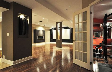 Kitchens Remodeling Ideas - 22 finished basement contemporary design ideas