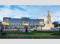 Buckingham Palace Is a Dump A Peek Behind the Facade