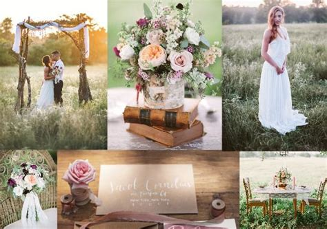 Earthy & Elegant Wedding Inspiration