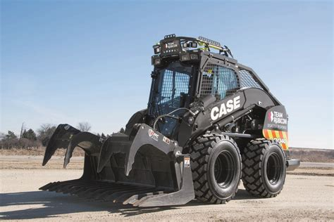 case construction introducing  skid steer  conexpo