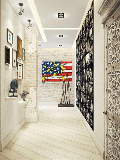 d馗oration de cuisine moderne impressionnant architecture de cuisine moderne 9 couloir 224 la d233coration artistique et 233clectique 224 la fois kirafes