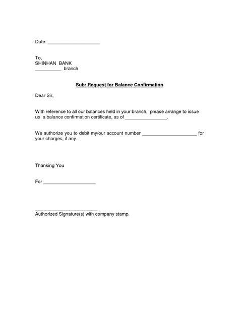 bank balance confirmation template audit