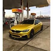 BMW F82 M4 Gold  Bmw M5