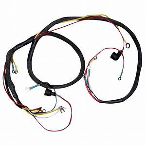 Ford 8n Light Wiring Diagram : wiring harness for ford tractor 2n 8n 9n 8n14401b ebay ~ A.2002-acura-tl-radio.info Haus und Dekorationen