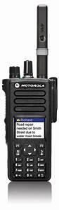 Motorola Xpr 7580 Portable Two Way Radio Creative