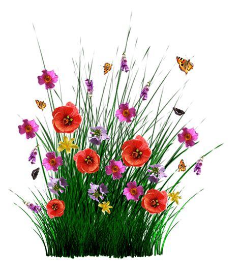 kostenlose illustration fruehling blumen gras wiese