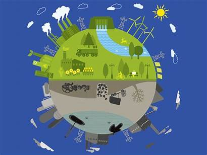 Climate Change Solutions Renewable Expert Illustration Tops